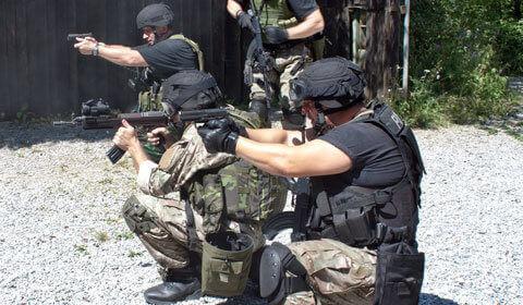 Střílení