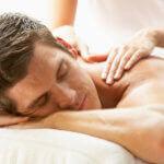 Léčivá masáž