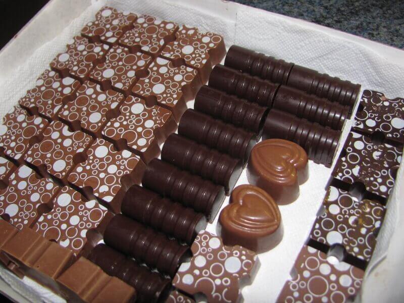 Čokoláda a její blahodárné účinky