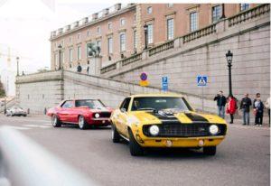 Nejdražší rally závod projede v roce 2016 i Českem. Gumball 3000 v Praze