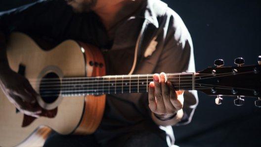 acoustic kytara