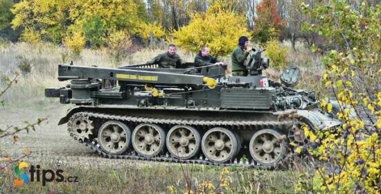 tank milovice