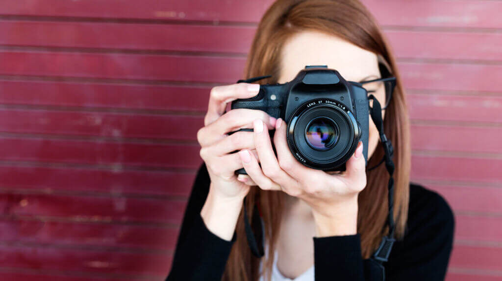 Kurz fotografovani holka