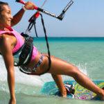 water kite