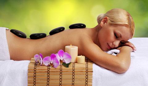 Relaxační masáže
