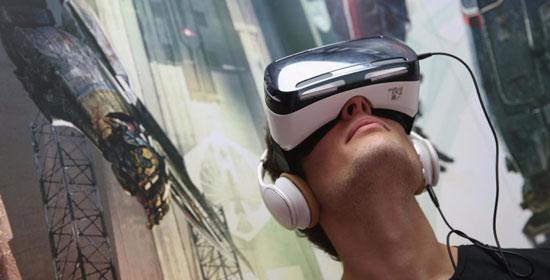 Virtualni realnost Vortex Praha